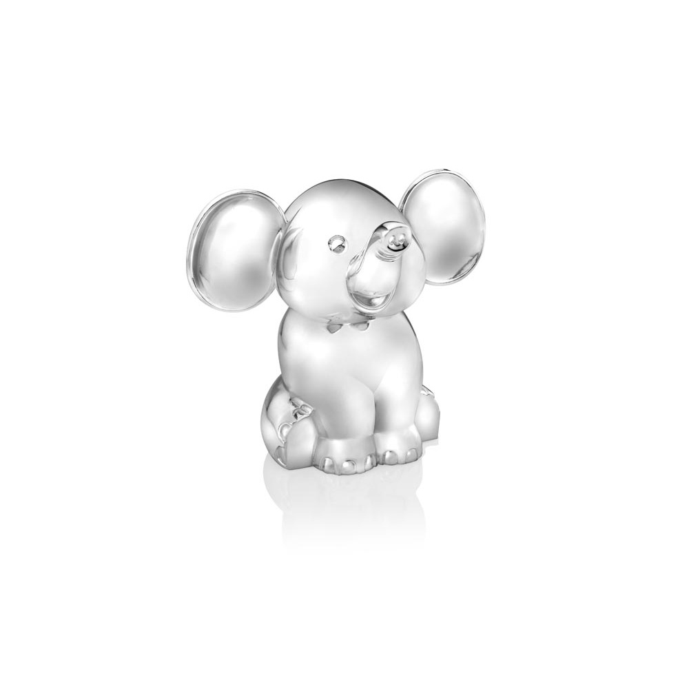 Pokladnička slon, lesklá - Zilverstad