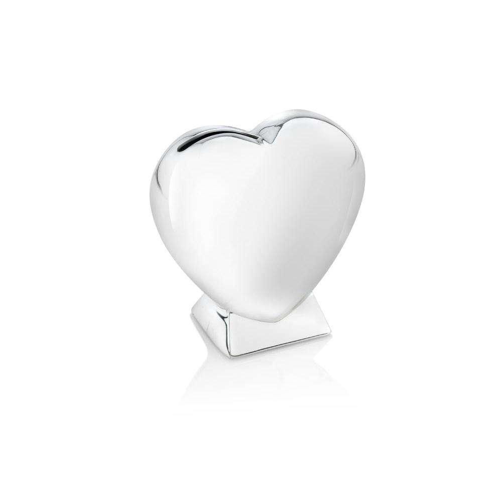 Malá pokladnička srdce - Zilverstad