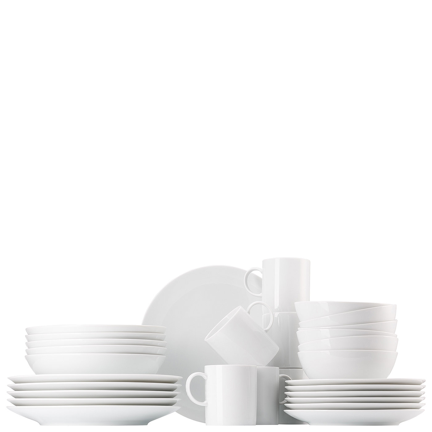 Young porcelánový jídelní set 30 ks - Thomas Rosenthal
