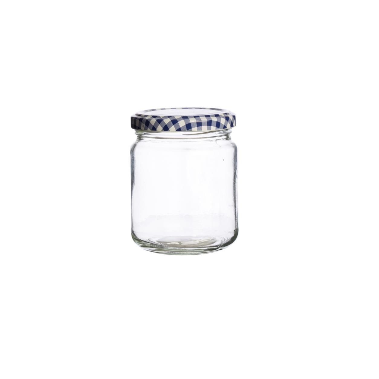 KILNER kulatá sklenice 228 ml, šroubovací - Kilner