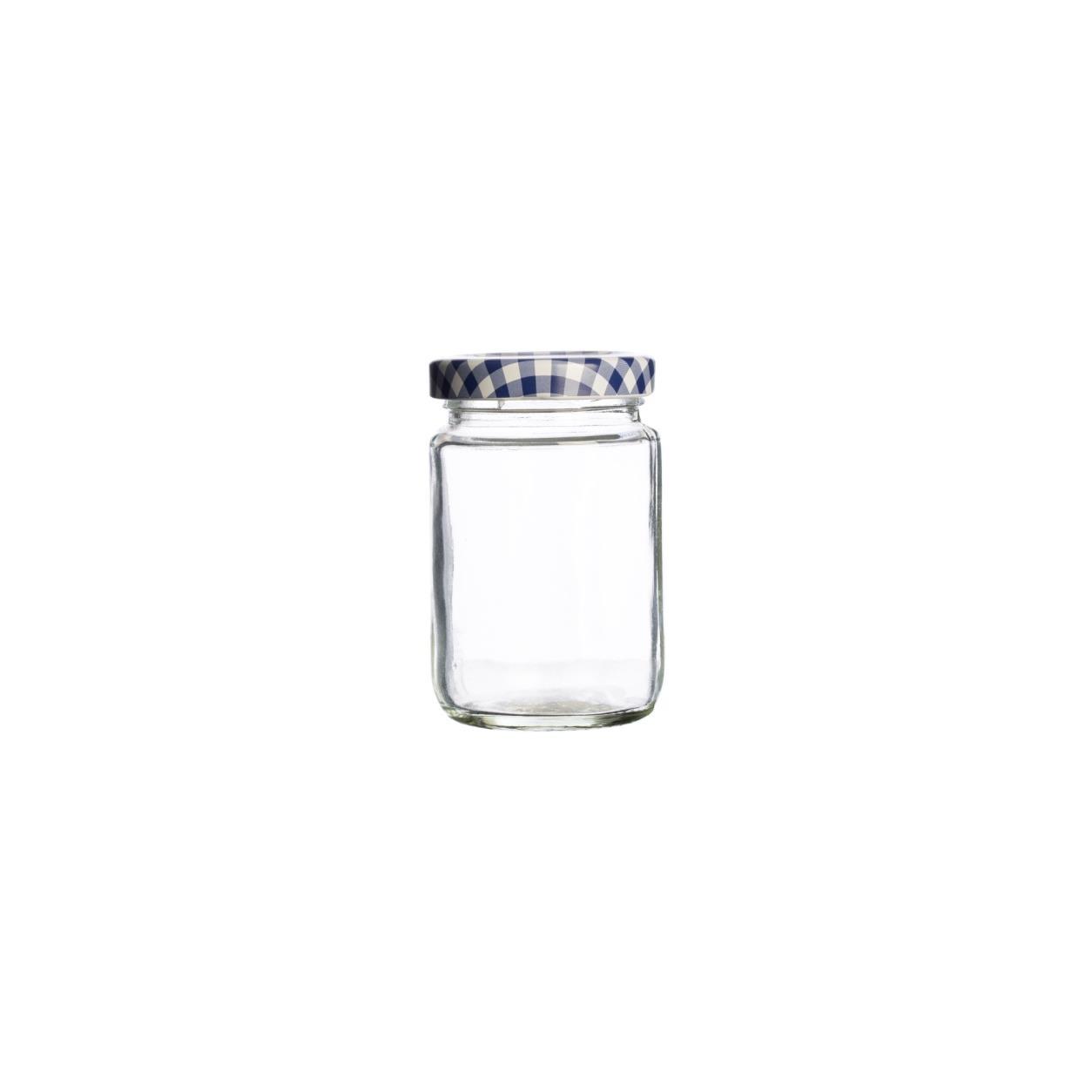 KILNER kulatá sklenice 93 ml, šroubovací - Kilner