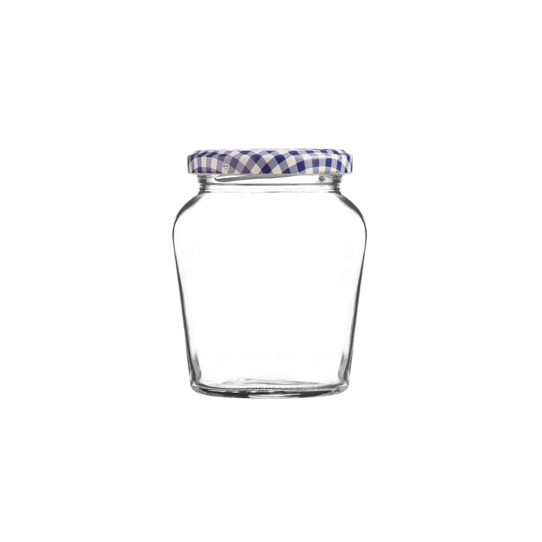 KILNER kulatá sklenice 260 ml, šroubovací - Kilner