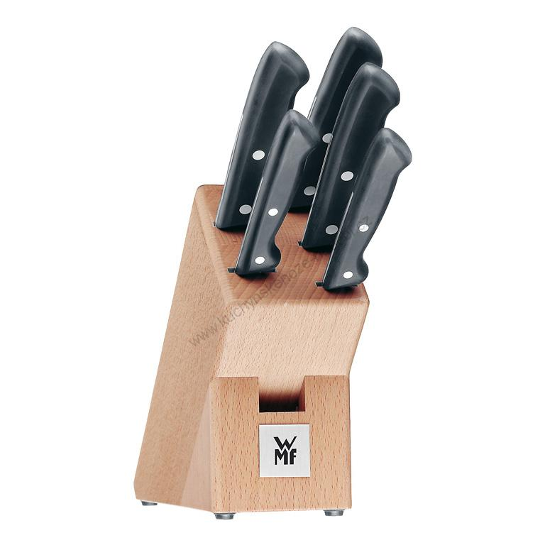 Sada nožů s blokem Classic Line 6-dílná - WMF