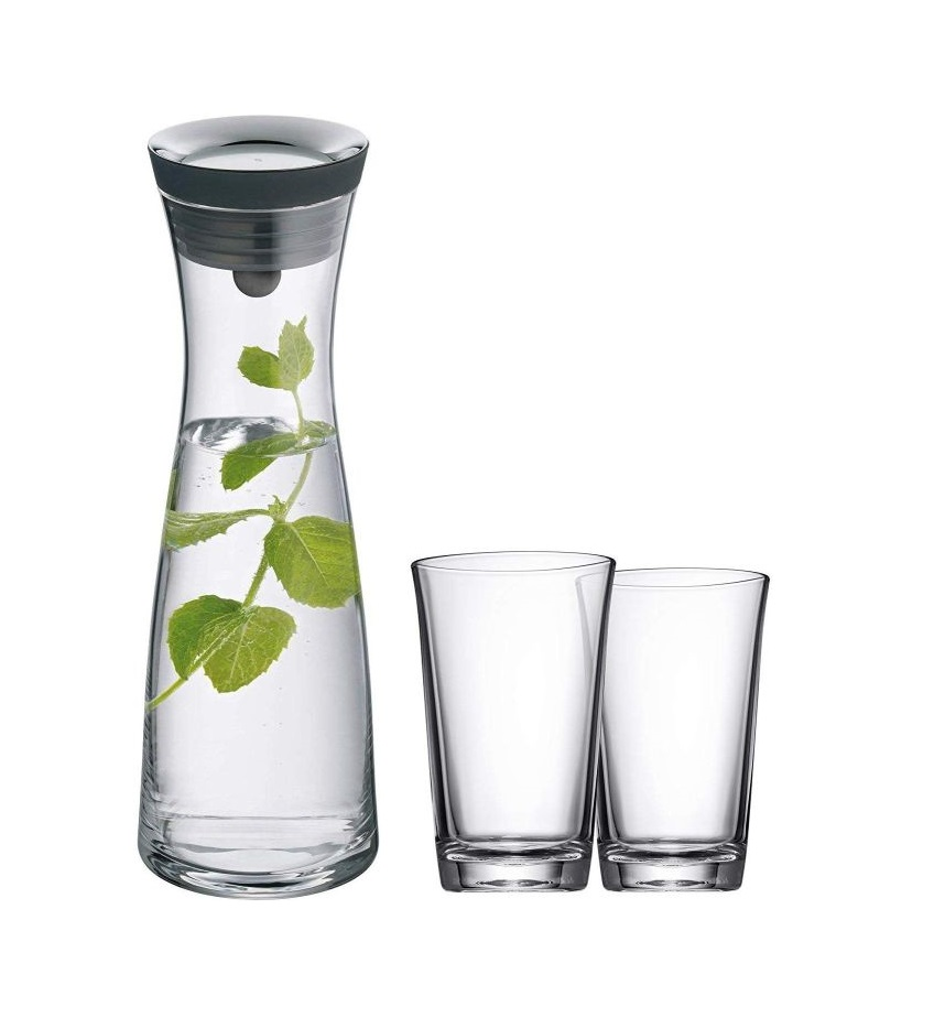 Karafa na vodu se sklenicemi 1,0 l - WMF