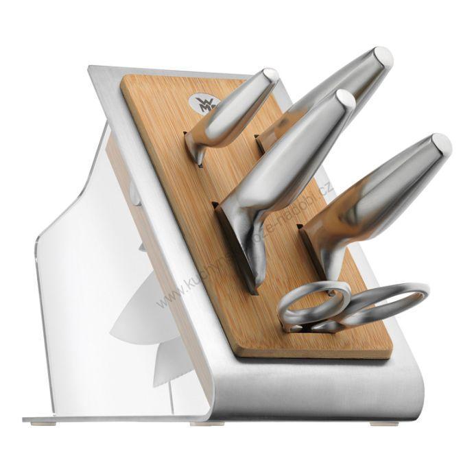 Sada nožů s blokem Chef's Edition 6-dílná - WMF