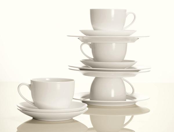 Porcelánová kávová souprava 12 ks - Maxwell&Williams