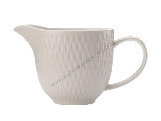 Porcelánová mlékovka 190 ml DIAMONDS - Maxwell&Williams