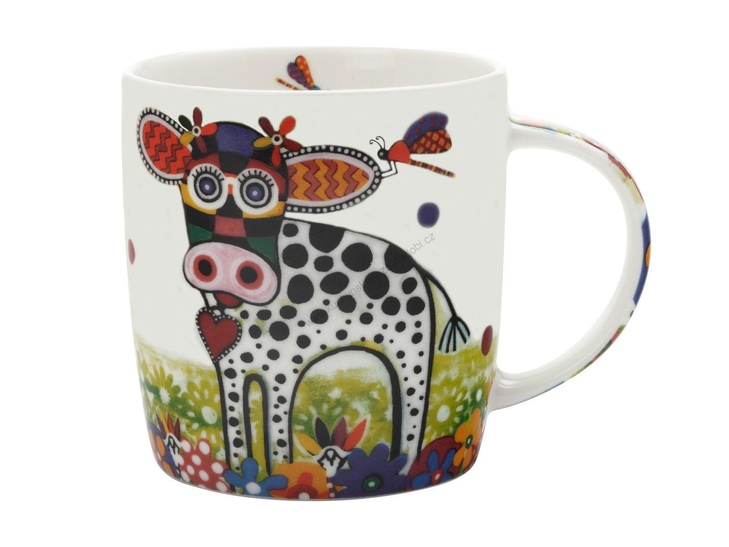 Porcelánový Hrnek SMILE STYLE Betsy 370 ml - Maxwell&Williams