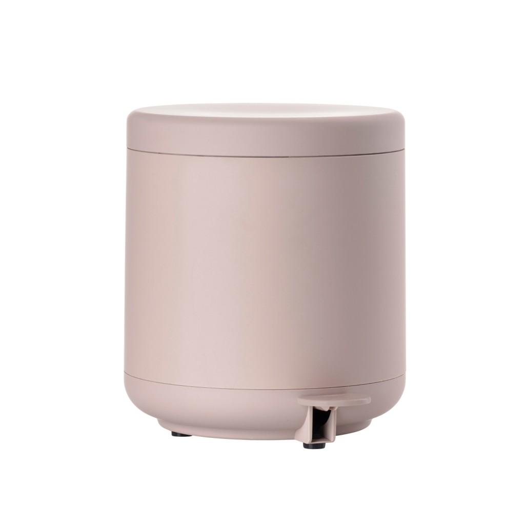Koupelnový odpadkový koš s pedálem BULLI, tělový - Zone