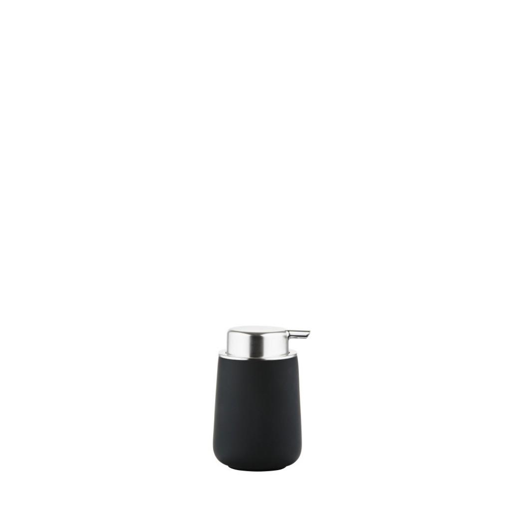 Dávkovač na tekuté mýdlo NOVA, černý - Zone