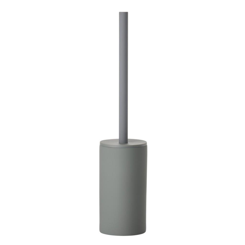 WC kartáč SOLO, šedý - Zone