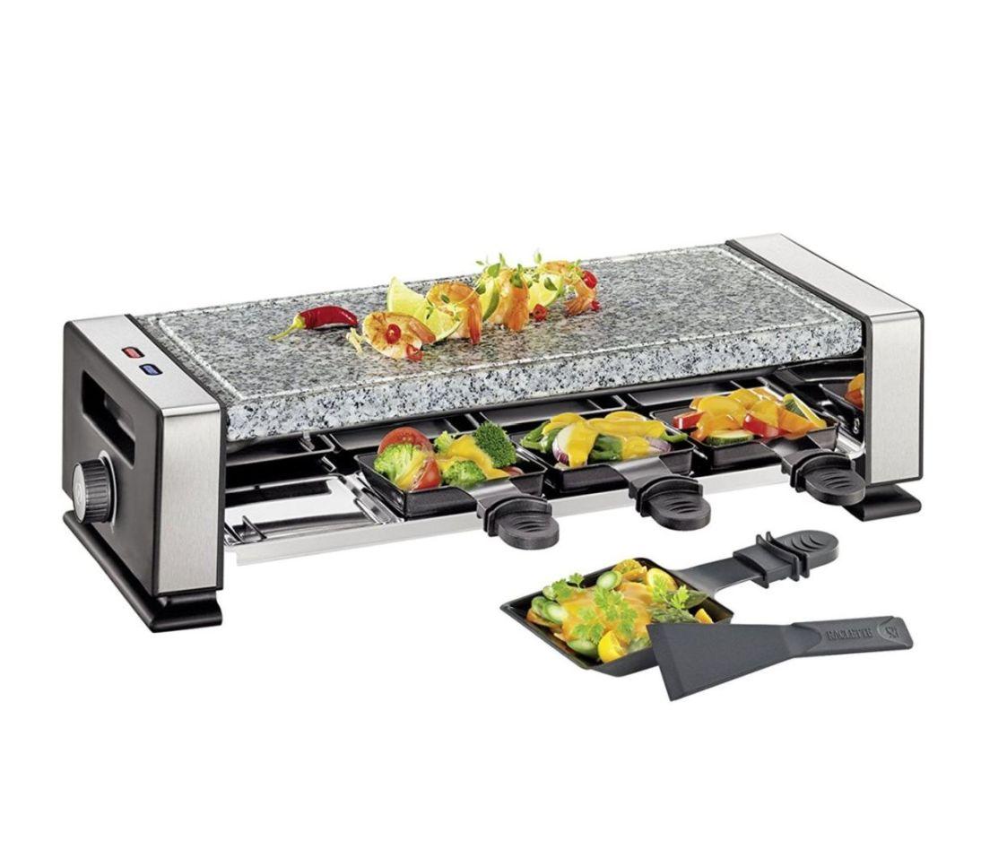 Elektrický gril Raclette VISTA8 - Küchenprofi