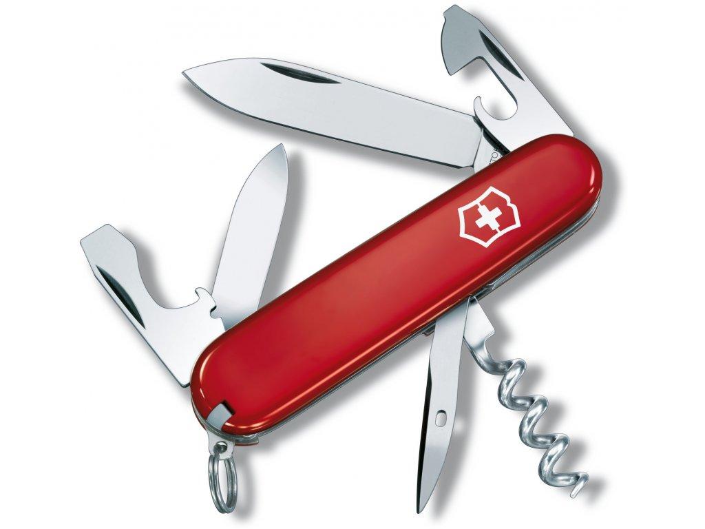 Kapesní nůž TOURIST červený - Victorinox
