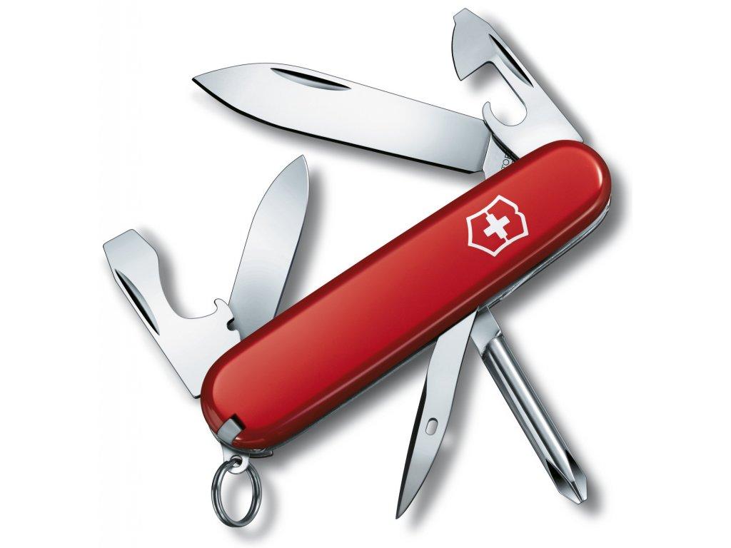 Kapesní nůž TINKER SMALL červený - Victorinox