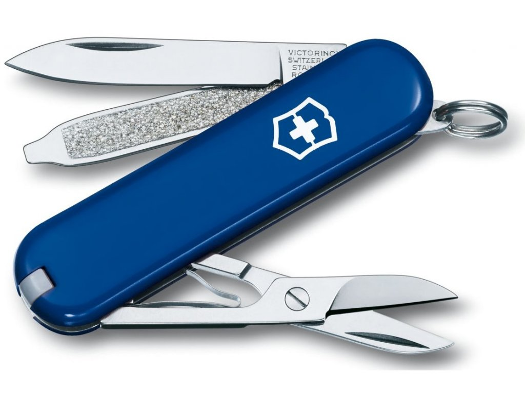 Mininůž CLASSIC SD modrý - Victorinox