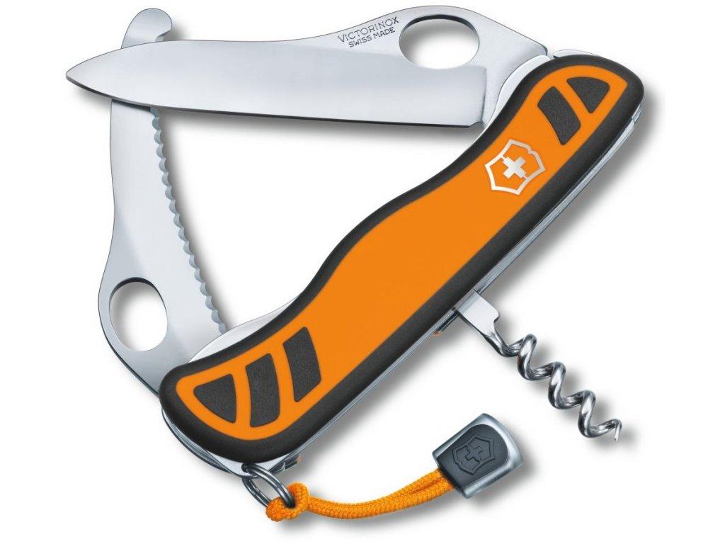 Kapesní nůž HUNTER XS oranžovočerný - Victorinox