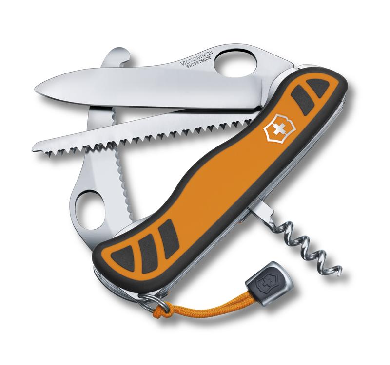 Kapesní nůž HUNTER XT oranžovočerný - Victorinox