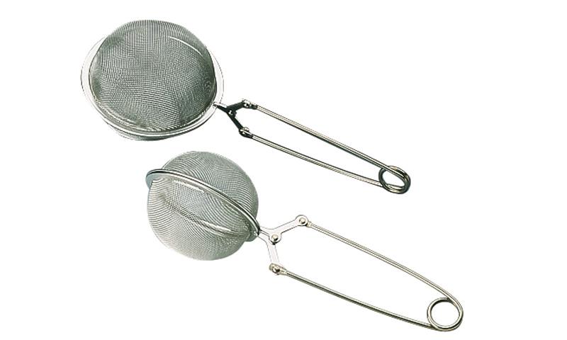 Sítko na čaj a bylinky s rukojetí 6,5 cm - Küchenprofi