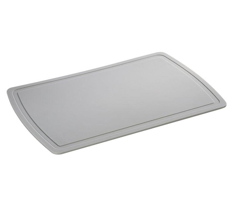 Flexibilní prkénko 38 x 25 x 0,4 cm, šedé - Zassenhaus
