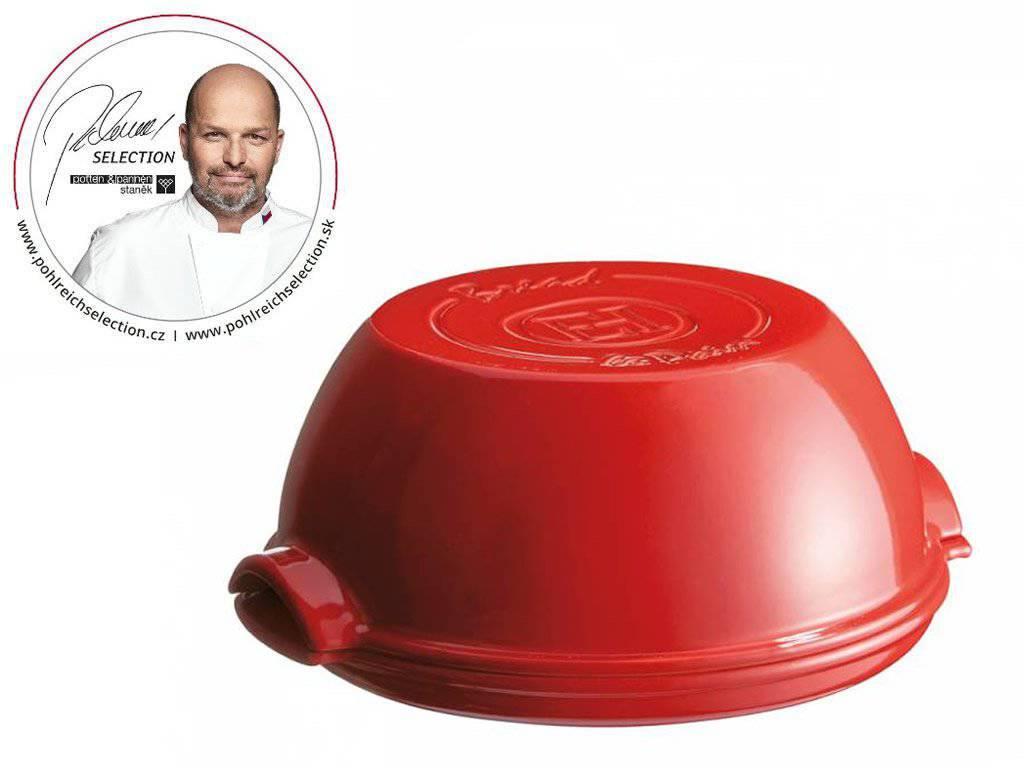 Forma na pečení chleba Specialities červená - Pohlreich Selection-Emile Henry