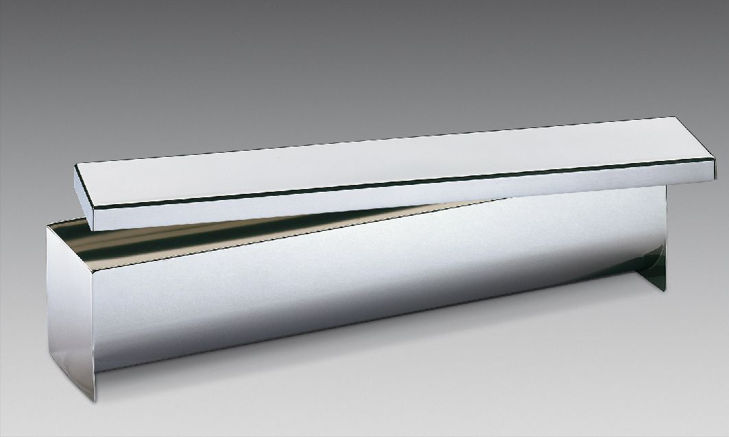 Profi Forma na pečení kulatá nerezová 30 x 5,5 cm - Küchenprofi