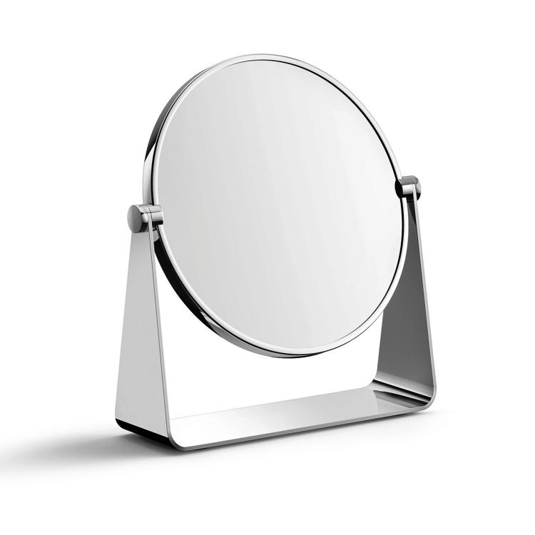 Kosmetické zrcátko TARVIS 18 cm, lesklé - ZACK