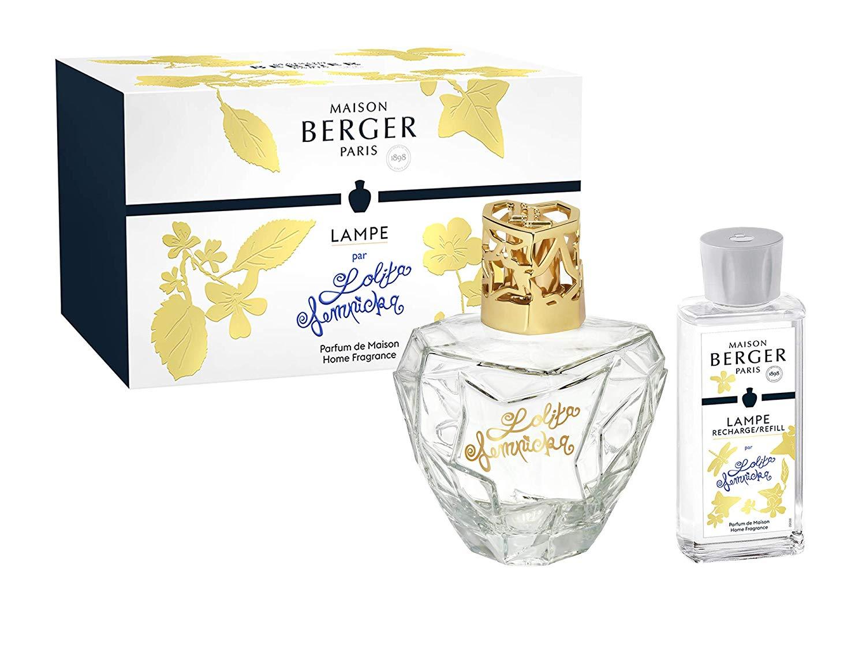 Katalytická lampa LOLITA +180 ml parfém transparentní - Maison Berger Paris