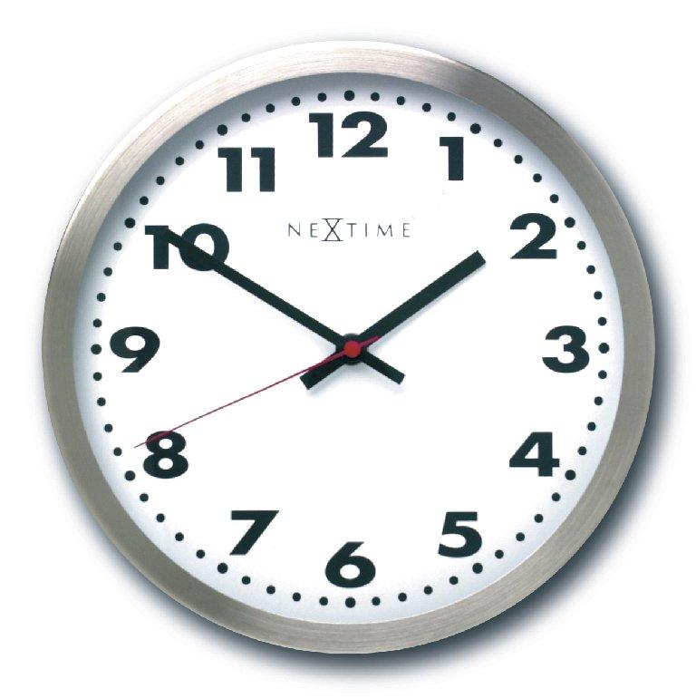 Nástěnné hodiny ARABIC 25 cm - NEXTIME