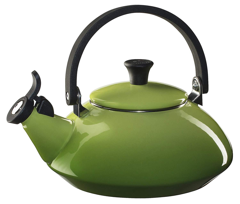 Konvice na vaření vody ZEN 1,5l zelená - LE CREUSET