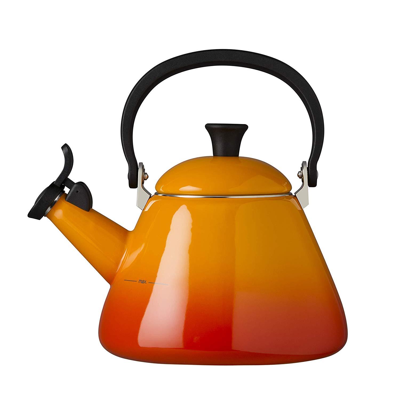 Konvice na vaření vody KONE 1,6l oranžovočervená - LE CREUSET