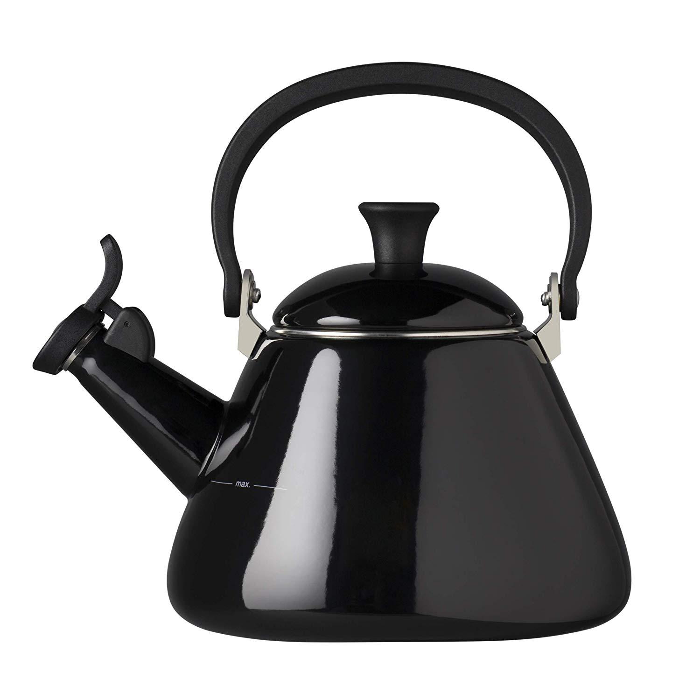 Konvice na vaření vody KONE 1,6l černá - LE CREUSET