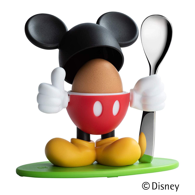 Stojánek na vajíčka Mickey Mouse se lžičkou - WMF