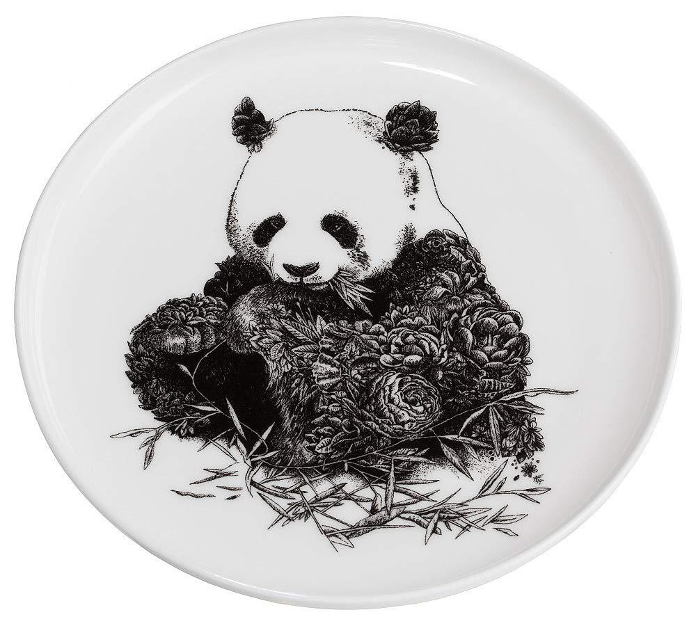 Porcelánový Talíř Marini Ferlazzo Panda velká 20 cm - Maxwell&Williams
