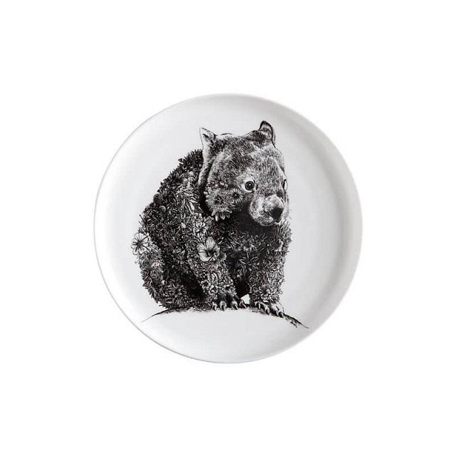 Porcelánový Talíř Marini Ferlazzo Vombat 20 cm - Maxwell&Williams