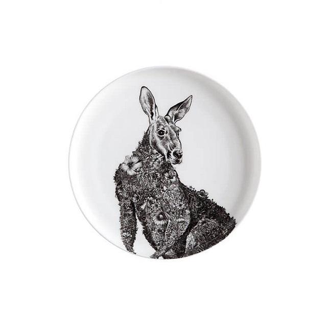 Porcelánový Talíř Marini Ferlazzo Klokan 20 cm - Maxwell&Williams