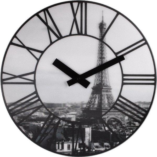 Nástěnné hodiny LA VILLE 39 cm - NEXTIME
