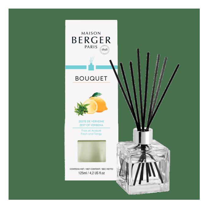 Aroma Difuzér CUBE Verbena 125 ml - Maison Berger Paris