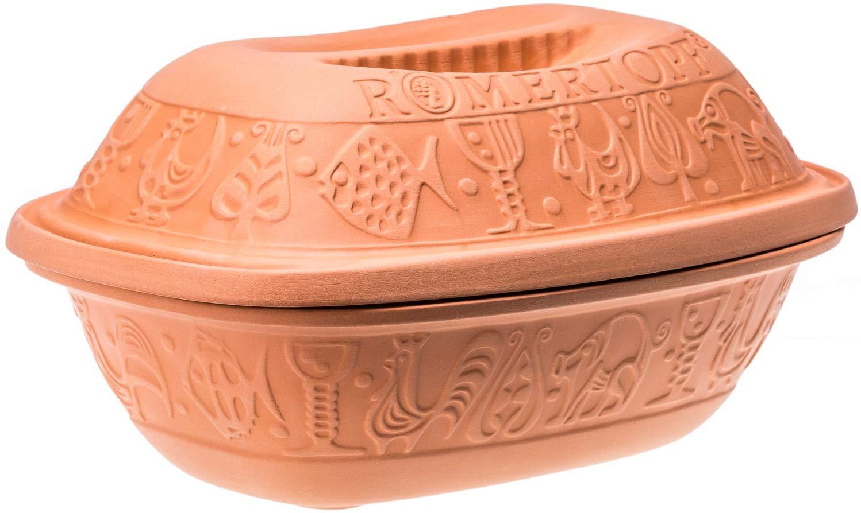 Římský hrnec pro 2-6 osob Römertopf 2,5 l - RÖMERTOPF