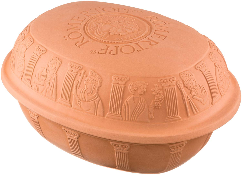 Římský hrnec pro 8 osob Römertopf 8,0 l - RÖMERTOPF