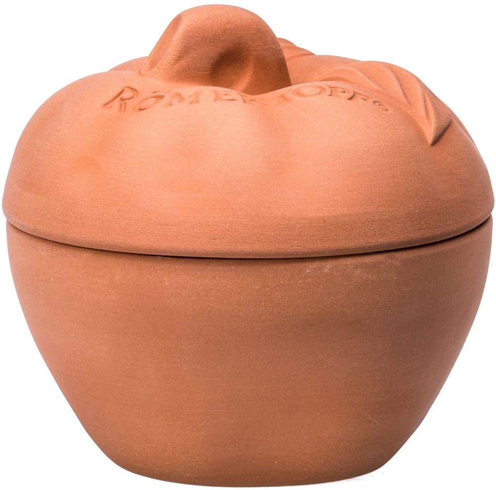 Dvojdílná nádoba na pečení jablek Apfel přírodní - RÖMERTOPF