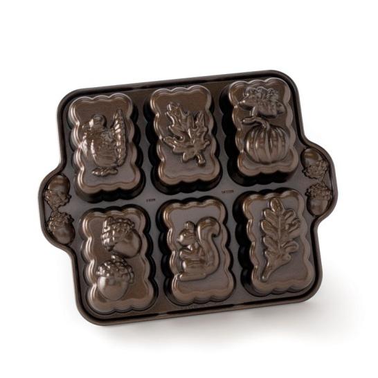 Forma na mini chlebíčky PODZIMNÍ MOTIV - NORDIC WARE