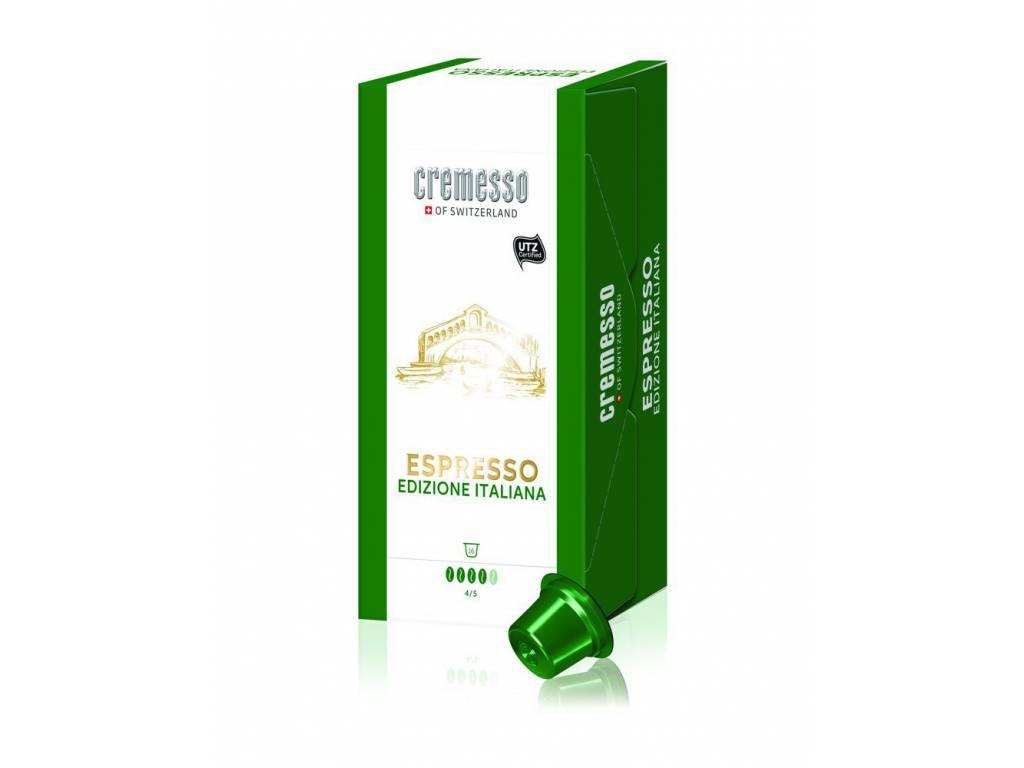 Kávová kapsle Cremesso EDIZIONE ITALIANA ESPRESSO 16 ks - Cremesso