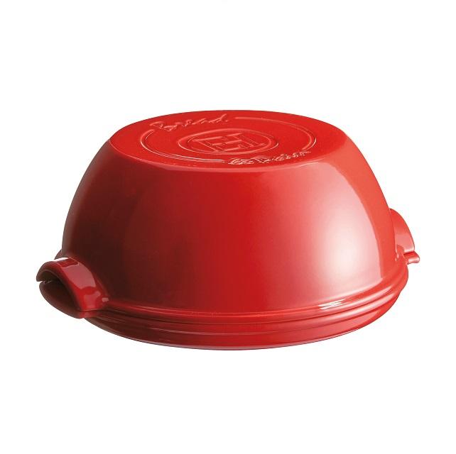 Forma na pečení chleba Specialities červená E-BALENÍ 32,5 x 29,5cm - Emile Henry