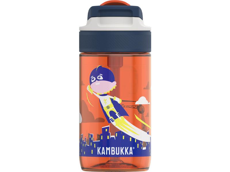 Dětská Láhev na pití Lagoon Flying Superboy 400 ml - Kambukka