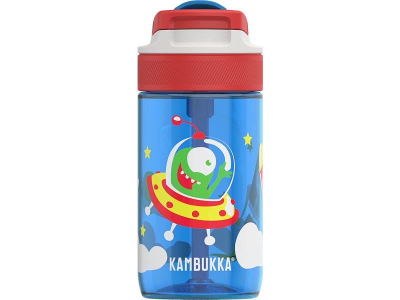 Dětská Láhev na pití Lagoon Happy Alien 400 ml - Kambukka