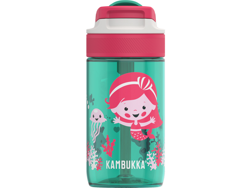 Dětská Láhev na pití Lagoon Ocean Mermaid 400 ml - Kambukka