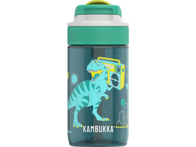 Dětská Láhev na pití Lagoon Urban Dino 400 ml - Kambukka