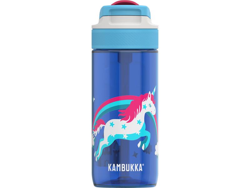 Dětská Láhev na pití Lagoon Rainbow Unicorn 500 ml - Kambukka