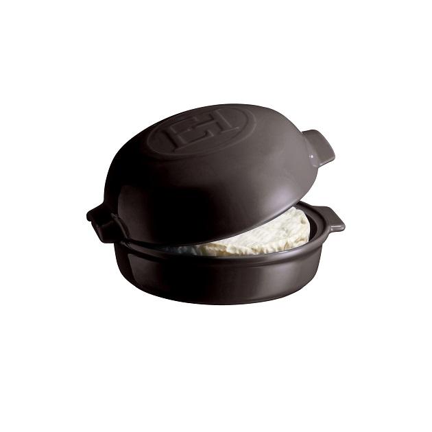 Nádoba na zapékání sýra antracitová Charcoal - Emile Henry