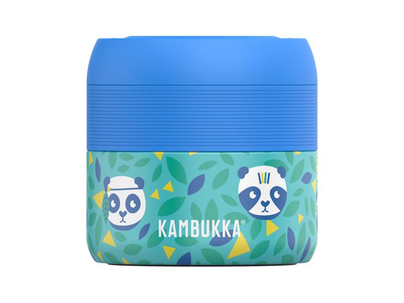 Termo nádoba na jídlo BORA Chief Panda 400ml - Kambukka